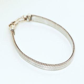 bijoux indiens ethniques bracelet chaine snake homme femme serpent argent mix cuivre rond inde 006. Black Bedroom Furniture Sets. Home Design Ideas