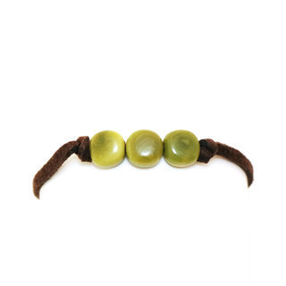Bracelet muchas pistache - Tagua and Co 003