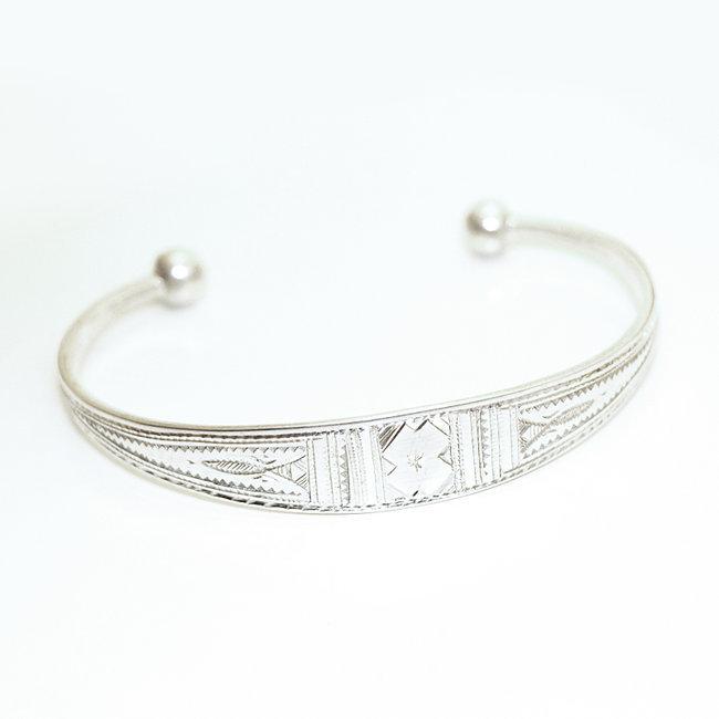 bracelet argent pour fille