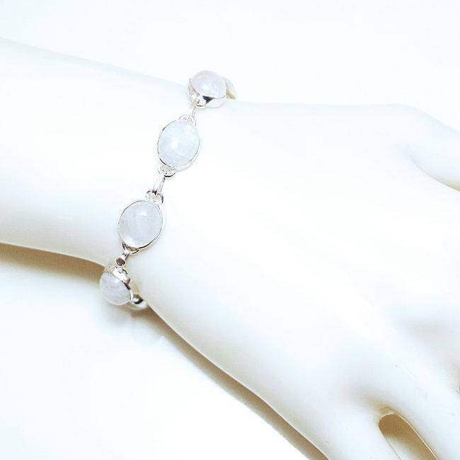 38508bb01da7e Bijoux Indiens Ethniques bracelets chaîne en argent 925 massif femme ...