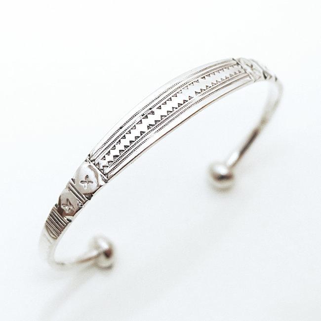 bracelet femme jonc argent 925